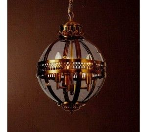 Подвесной светильник 115 KM0115P-3S brass