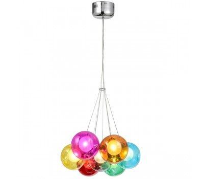 Подвесной светильник для детской COLORFUL 71029/5P
