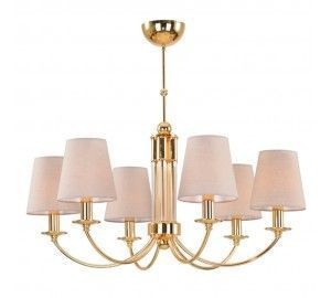 Люстра Crystal Lux CAMILA SP6 GOLD