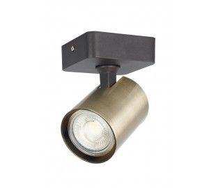 Светильник потолочный Crystal Lux CLT 017CW1S BL-BZ