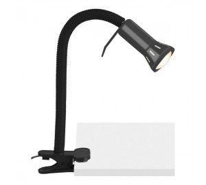 Настольная лампа на прищепке с выключателем Flex 24705T06