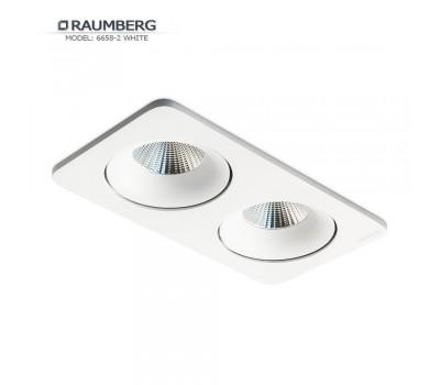 Светильник RAUMBERG 6658-2 White