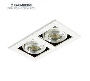 Светильник RAUMBERG 107421 White/Aluminium