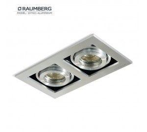 Светильник RAUMBERG 107421 Aluminium