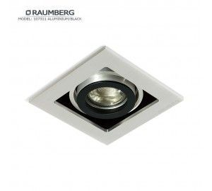 Светильник RAUMBERG 107311 Aluminium/Black