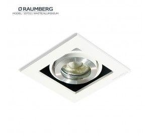 Светильник RAUMBERG 107311 White/Aluminium