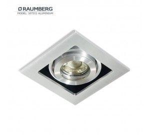 Светильник RAUMBERG 107311 Aluminium