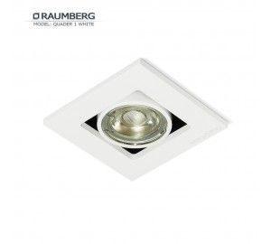Светильник RAUMBERG  Quader 1 White