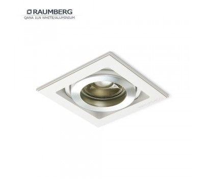 Светильник RAUMBERG QANA 1LN White/Aluminium