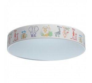 Детский потолочный светильник светодиодный Гуфи 2716010201