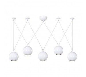 Каскадный подвесной светильник Giallo 1599-5P