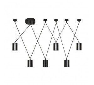 Каскадный подвесной светильник Actuel 1441-6P