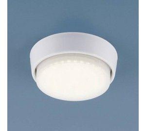 Встраиваемый светильник 1037 GX53 WH белый