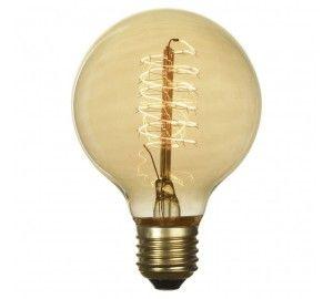 Ретро лампочка накаливания Эдисона Edisson GF-E-7125