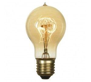 Ретро лампочка накаливания Эдисона Edisson GF-E-719
