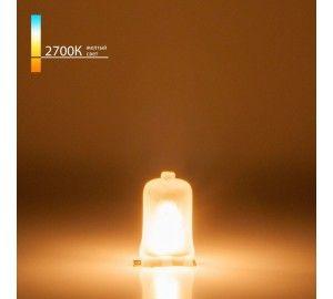 Лампочка галогеновая G9 220V40W