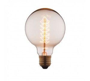 Ретро лампочка накаливания Эдисона G9540-F