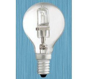 Лампочка галогеновая груша E14 42W 2700K 580lm 456025